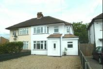 4 bed semi detached house in Cranbourne Close