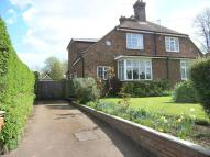 semi detached home in Offham Road, West Malling