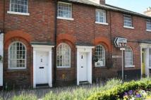 Terraced property for sale in Quebec Square, Westerham