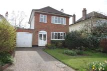 3 bedroom Detached property in Redlands Road, Sevenoaks