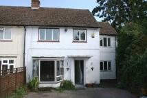 semi detached property for sale in Woodside Road, Sundridge...