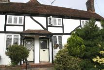 2 bed Terraced home in London Road, Westerham