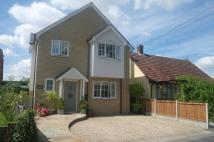 Detached house in Kynaston Road, Panfield...