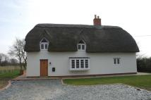 Cottage for sale in Long Lane, Rayne...