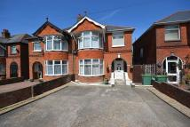 3 bedroom semi detached home in Fairlee Road, Newport