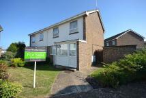 semi detached home for sale in School Crescent, Godshill