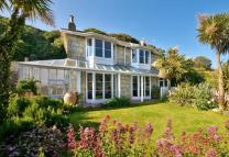 Detached house in Bonchurch Shute...
