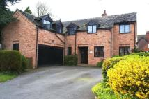 5 bed Detached property in Church Lane, Marchington...