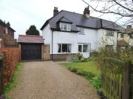 Rolleston Road semi detached house for sale