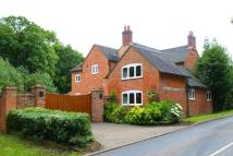 Detached house in Marchington Cliff...