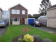 3 bed Link Detached House in Hawksley Drive...