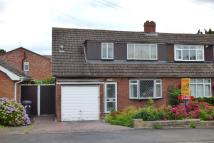 3 bedroom semi detached home in Lightwood Road, Yoxall