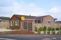Detached Bungalow in Ferrers Avenue, Tutbury
