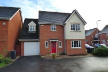 Detached home for sale in Heather Close, Branston