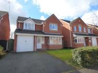 4 bed Detached home in Bamford Grove, Uttoxeter...