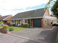 Detached Bungalow for sale in Beech Close, Uttoxeter