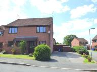 semi detached property in Avocet Close, Uttoxeter