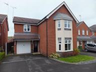 Detached house for sale in Bluebell Hollow, Stafford