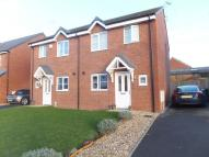 3 bed semi detached home in Castlemill Close, Weston...