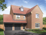 5 bed new house in Plot 6 Sheridan Grange...