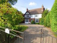Detached property for sale in The Green, Milford...