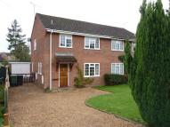 Liphook semi detached property to rent