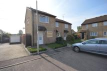 2 bed End of Terrace home for sale in Conway Close.