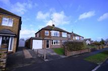 3 bed semi detached house in Leafields