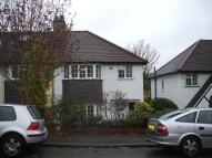semi detached home to rent in Famet Avenue, Purley, CR8