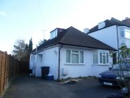 Sherwood Road Detached Bungalow to rent