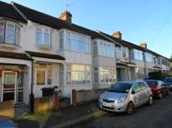 Terraced property to rent in Woodside Park, London...