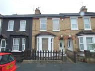 Terraced house in VICARAGE ROAD, Croydon...