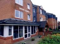 Retirement Property for sale in Grove Court, Stockport...
