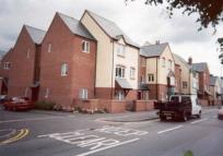 1 bed Retirement Property in Montgomery Court...