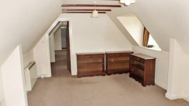 Bedroom to hal...