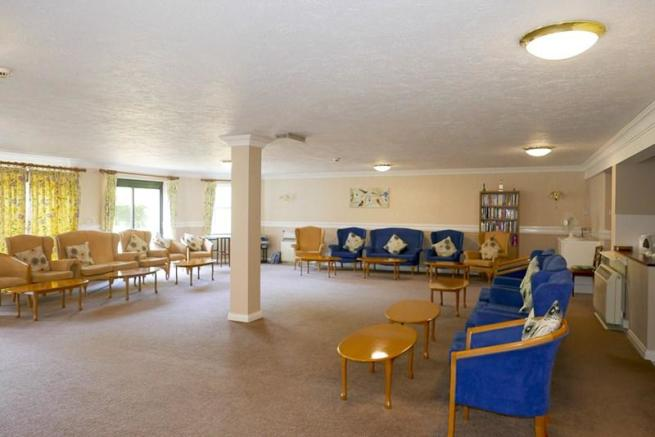 Residents Lounge.