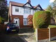 4 bed semi detached property in Clarendon Road, Sale...