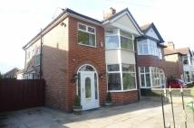 4 bedroom semi detached home in Walton Road, Sale...