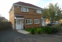 semi detached house in Meshaw Close, Manchester