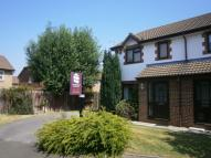 semi detached house in Jasmine Close...