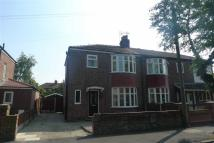 3 bedroom semi detached house in Overton Crescent, Sale...