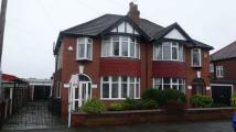 3 bed semi detached house to rent in Moss Park Road...
