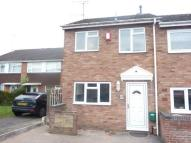 semi detached property in 12 Marlborough Way...