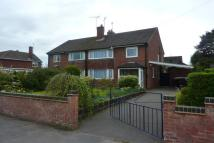 semi detached house to rent in 37 Byrds Lane, Uttoxeter