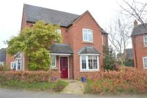 4 bedroom Detached home to rent in Squirrel Close...