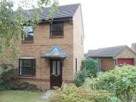 semi detached home to rent in Downsway, Northampton...