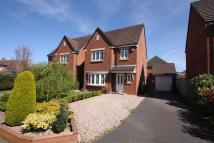 Detached house for sale in The Spinney, Grange Park...