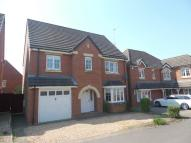 4 bedroom Detached property to rent in The Spinney, Grange Park...
