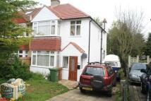 Longlands Avenue semi detached property to rent