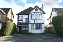 Woodcote Grove Road Detached property for sale
